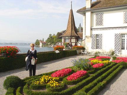 9Zje Castle Gardens